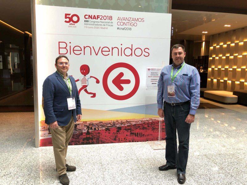 XXI Congreso Nacional de Administradores de Fincas (Madrid 2018)